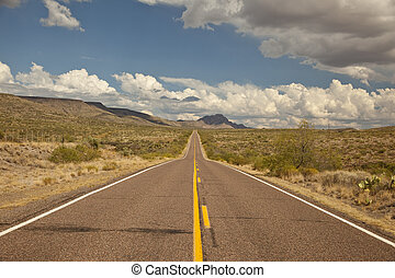 Arizona Road To Bagdad (SR 96) - Arizona State Route 96...