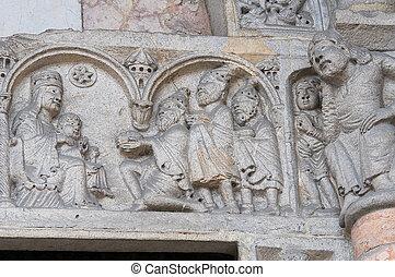 Cathedral Piacenza Emilia-Romagna Italy