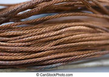 Copper Wire - A lot of Copper Wire