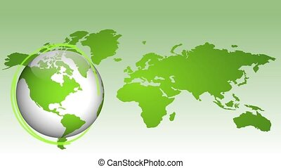 Green future of our Planet - Global green future of the...