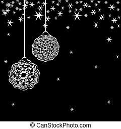 Vector Christmas card - EPS 10