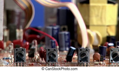 Electronics - circuit board