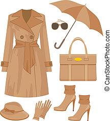 Fashion set.