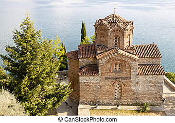 Church of St. John at Kaneo. - Church of St. John at Kaneo...