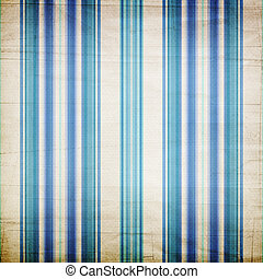 Shabby textile Background with colorful blue and white...