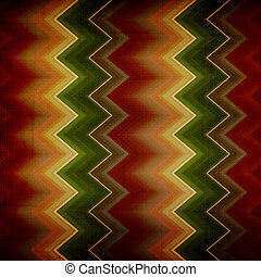 Shabby textile background bright and colorful stripes -...