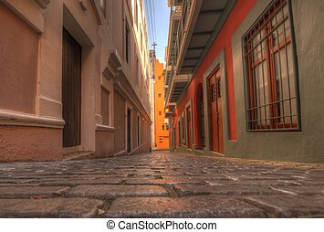 Old City of San Juan