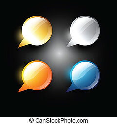 chat bubble