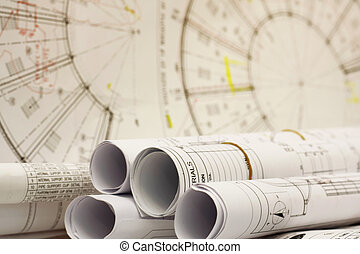 Rolls of engineering works- many uses in the oil and gas...