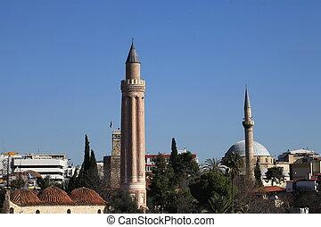 Antalya 649 - City and Coastline of Antalya