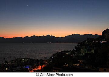 Antalya 799 - City and Coastline of Antalya