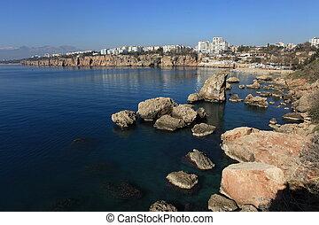 Antalya 815 - City and Coastline of Antalya