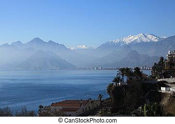 Antalya 646 - City and Coastline of Antalya