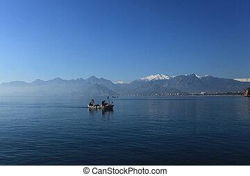 Antalya 622 - City and Coastline of Antalya