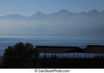 Antalya 644 - City and Coastline of Antalya