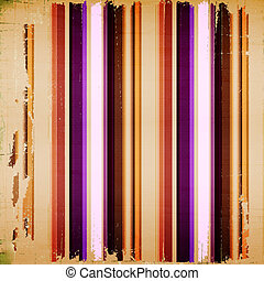 Shabby textile background bright and colorful  stripes