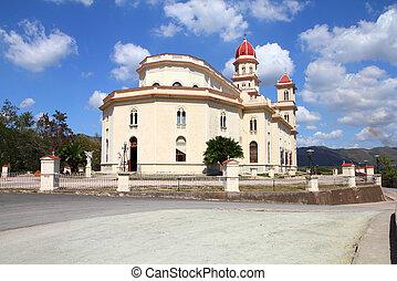 El Cobre basilica in Cuba - Cuba - famous basilica of El...