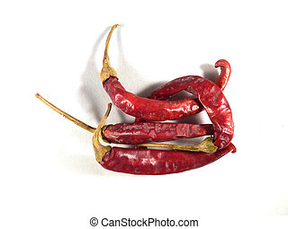 Hungarian paprika - Magyar (Hungarian) paprika - dried red...