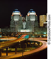 P and G Towers Cincinnati, Ohio - PG Office buildings in...