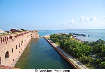 fort jefferson boundary