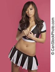 Beautiful cheerleader - Beautiful cheer leader