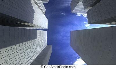 White city architecture