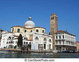 Church of San Geremia in Venice