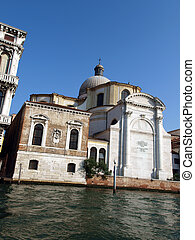 Church of San Geremia in Venice, Italy