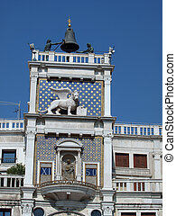 Venice, Torre dell?Orologio - St Mark's clocktower