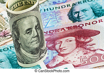 swedish crowns different currencies - swedish krona, the...