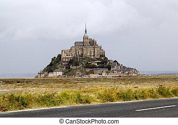Le Mont Saint Michel, France