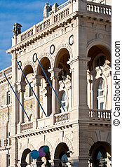 Government House, Trieste - Government House in Trieste -...