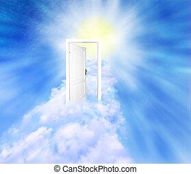 New world - Door to new world