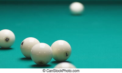 Billiards #3 - Russian billiards