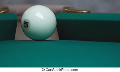 Billiards #2 - Russian billiards