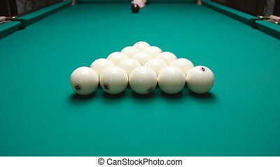 Billiards #1 - Russian billiards