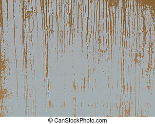 Vector Rust Overlay Texture. Place over any object to create...