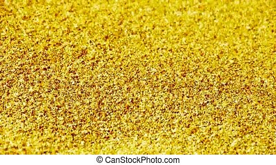 golden sand,wind blow sand particle