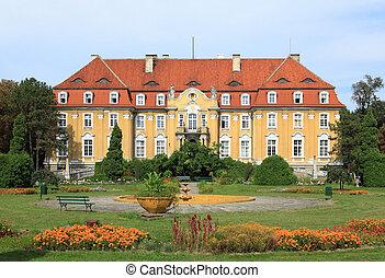 Kochcice, slott, Polen