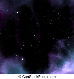 stars - An image of a seamless stars background