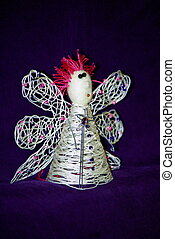 Christmass fairy - Handmade christmass toy the fairy