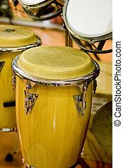 conga, tambor