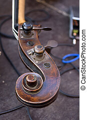 Bass - Photo of a Handle of bass