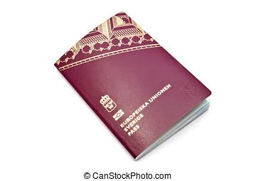 Swedish passport