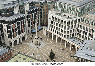 Paternoster Square, London - It is an urban development next...