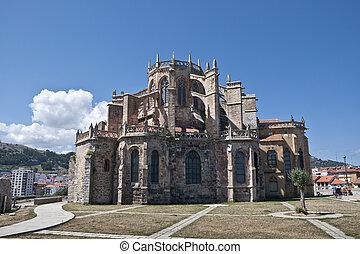 Santa María de la Asunción Church. It is located in...