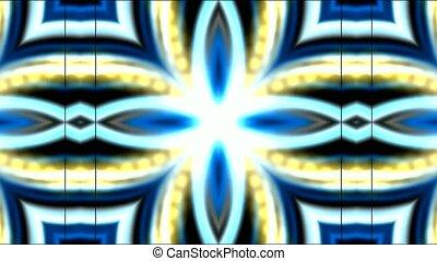 shine electricity flower fancy patt