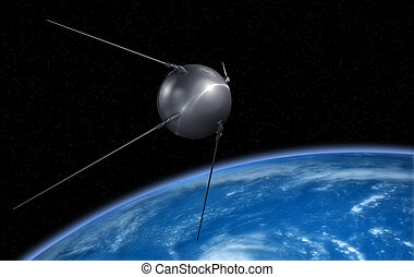 tierra,  Sputnik