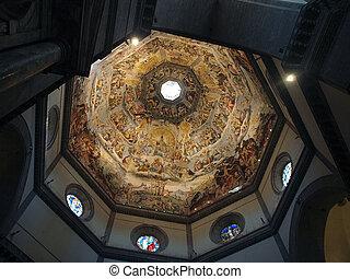 przedimek określony przed rzeczownikami, wewnętrzny, Duomo,...