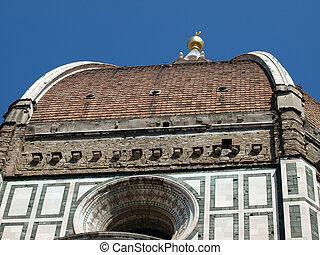 Basilica of Santa Maria del Fiore - Florence